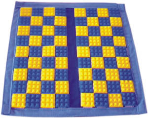 ACS Pyramid Chips Acupressure Seat