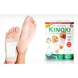 Kinoki Detox Foot Pads - Set of 10  - 0