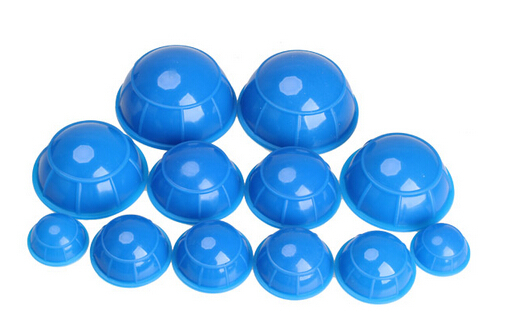 Vaccum Ball Half - Silicion set of 12  - CL1