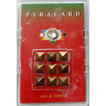ACS Pyramid Card - Luck & Fortune  - 720