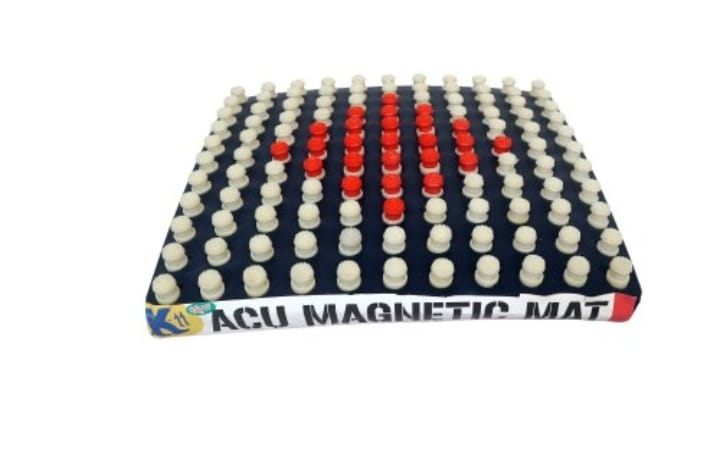 K Star Acu Magnetic Mat with Spring