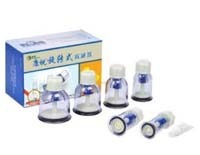 Vacuum Cupping Set of 6 - Rotary A6  - CL1