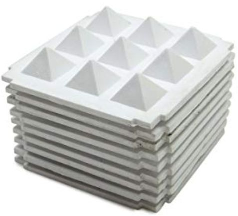 ACS Pyramid Chips - White (P-8