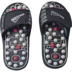 Sandal Spring- Foot Reflex - Massage Slipper  - HSP