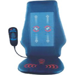Massage Cushion with Vibration Roller System  - CW-50
