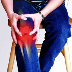 Pain in the Knees  -